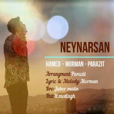 دانلود آهنگ جدید پارازیت , مورمن و حامد دانیال به نام نینرسن