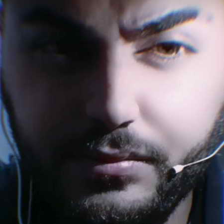 دانلود آهنگ جدید حسین عامری به نام دل بردی ازمن ساده